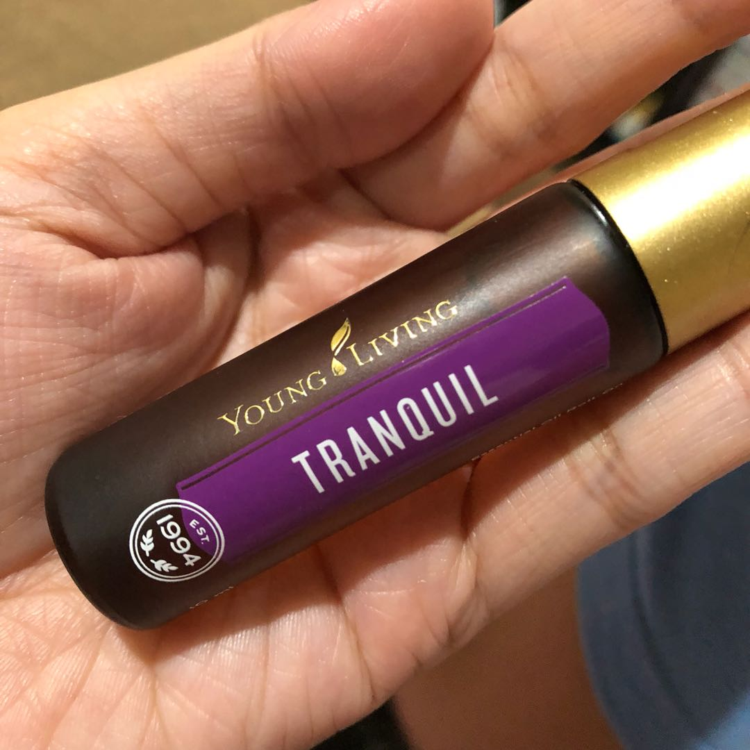 Young Living Tranquil Essential Oil Roll-On, Preloved Health ...