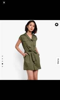 Something Borrowed Army Dress