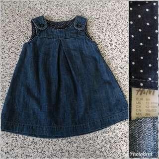 Preloved H&M Denim Dress