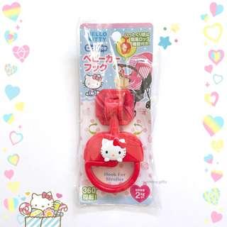Hello Kitty Stroller Hook Cute Sanrio