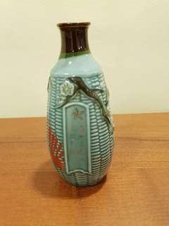 Vintage genuine WW2 Japanese Army Sake bottle