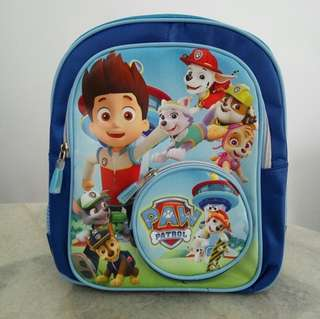 BN Paw Patrol Backpack