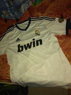 JERSEY REAL MADRID w PATCH