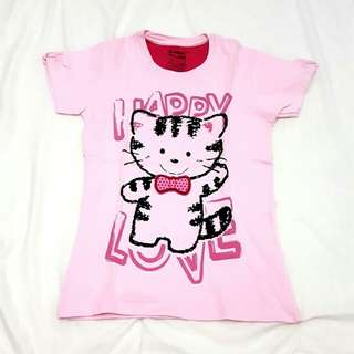 Baju cat pink NEW