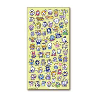 Only 3 Instock! (Mix & Match)*Mind Wave Japan - Cosplay Inu theme Stickers