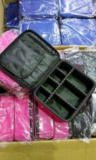 Pre order Travel Make up Organiser Bag