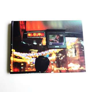 Stephen Black Bus Stopping Hardcover Photography Book