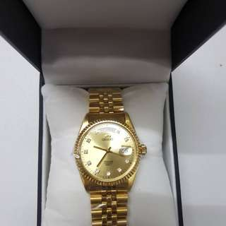Orient President Gold watch Automatic