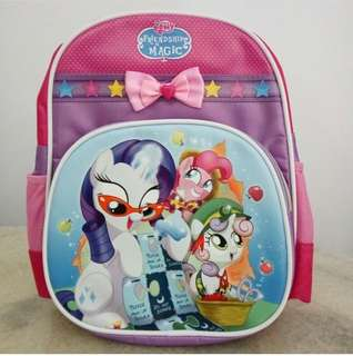 BN my little pony bagpack