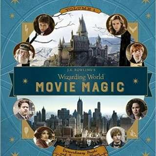 J.K Rowling's Wizarding World : Movie Magic