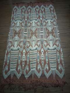 Pua Kumbu (woven blanket)