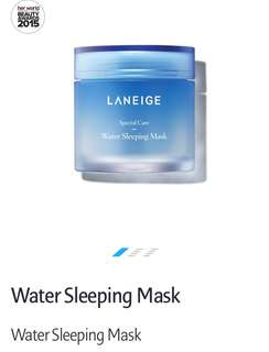 Laneige Water Sleeping Mask 25ml