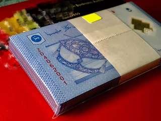 ZETI RM1 STACK 100PCS RUNNING