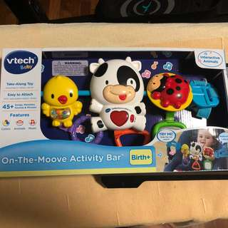 *ready stocked* VTech Baby On-the-Moove Activity Bar