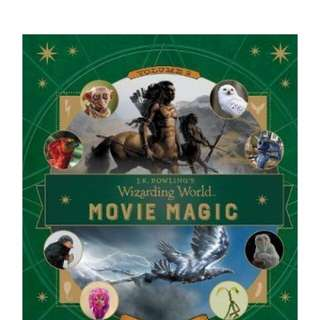 J.K Rowling's Wizarding World : Movie Magic : Creature Vault