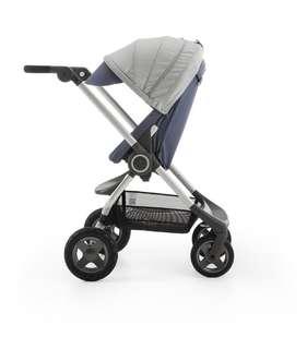 Stokke Scoot V2 Stroller - Slate Blue