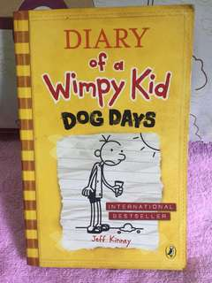Diary Of A Wimpy Kid (Dogs day)