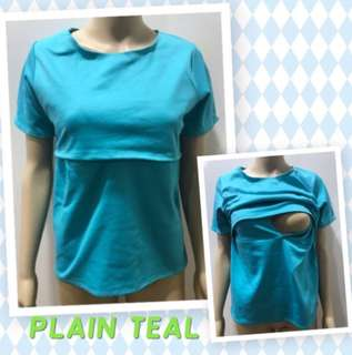 Nursing top for breastfeeding mommies