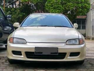 Honda Civic Estilo Tahun 1992