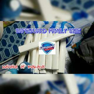 Safeguard Rebar Soap 80