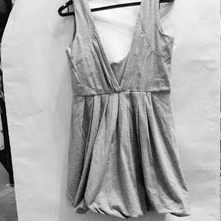 🚚 俏麗氣泡背心短洋裝/俏麗活潑背心長版衣#女裝半價拉