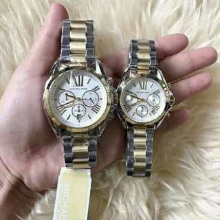 AUTH MK BRADSHAW WATCHES