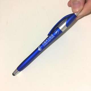 🌟觸控原子筆 中國東方航空 2in1 Touch Pen & Ball Pen China Eastern Airline