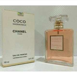 Parfum Coco Chanel Mademoiselle Kualitas Super Kw Import