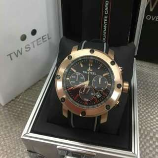 AUTH TW STEEL WATCHES