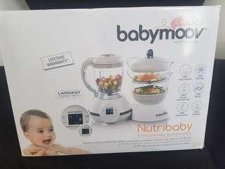 Babymoov Food Processor