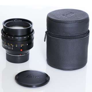 Leica Noctilux 50mm F1 Version 4.