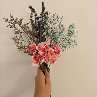 Spray Carnation Bouquet