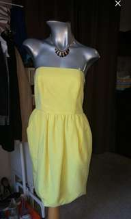 USED ONCE RACHEL ROY DRESS SIZE S