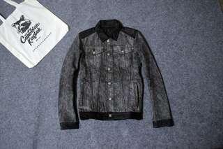 Boycott trucker jacket