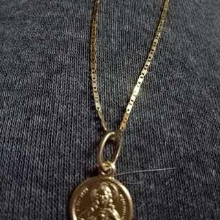 Necklace 18k