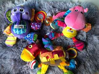 Lamaze Toys bundle of 3 *Free Postage*