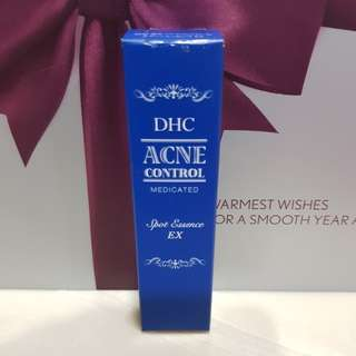Brand New [DHC] ACNE Control Medicated Spot Essence EX