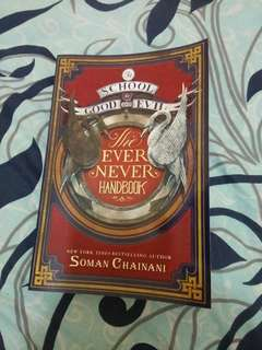 School for Good and Evil (The ever never handbook)