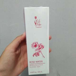 La tulipe rose water 120ml