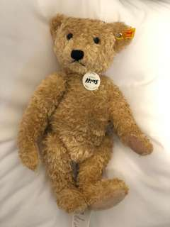Steiff bear original handmade new in box 全新