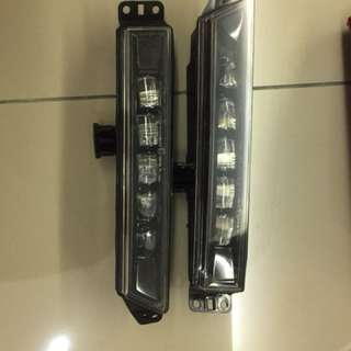 crv new led fog lamp