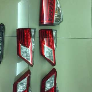 honda city T9A tail lamp