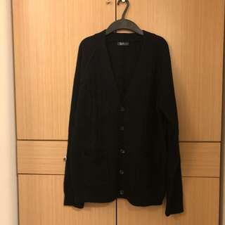 🚚 [全新]NET黑色針織外套