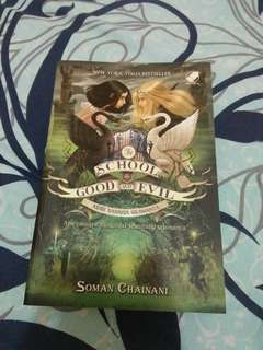 Novel - The school for good and evil (Akhir Bahagia Selamanya)