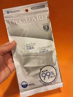 Dr. Guard 防霧氣 口罩(連本地平郵)