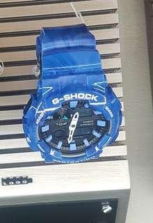 Dijual Credit G-Shock GAX-100A-7ADR Cukup Bayar Admin 199.000