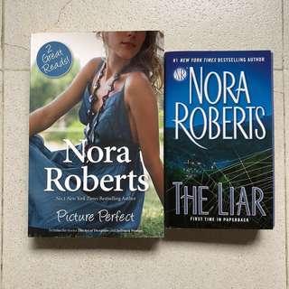 FREE - Nora Roberts set