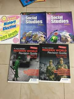 O Level Combined Humanities Guide Books