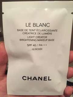 *包郵* Chanel Brightening Makeup Base