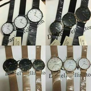 AUTH DW WATCHES